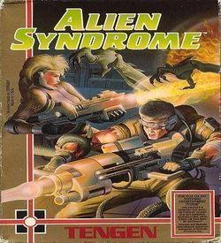 Alien Syndrome [hM04] ROM